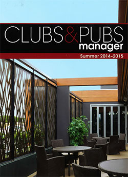 Clubs & Pubs Manager Vol 4 Edition 4 Magazine